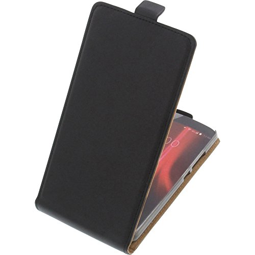 foto-kontor Tasche für UMIDIGI Z1 Flipstyle Schutz Hülle Handytasche schwarz