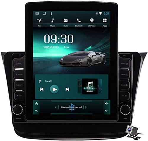 Android 9.1 verticale dello schermo di 9.7 pollici navigatore GPS per auto per Suzuki Wagon R 2019-2020 - FM autoradio per la connessione Internet, supporto DSP/Handsfree,TS150