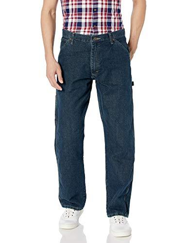 Wrangler Authentics Men's Classic Carpenter Jean, Storm, 34x32