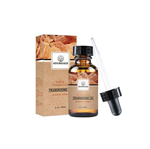 Aceite esencial de incienso, 100% puro y natural, aceite de incienso de primera calidad (60 ml)
