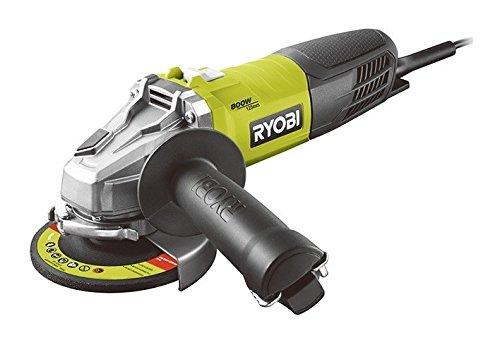 Ryobi 5133002495 Winkelschleifer 125mm 950 W RAG950-125S, Schwarz, Grün, Scheibe 125 mm