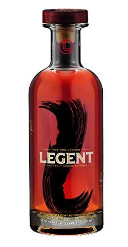 Legent Premium Kentucky Straight Bourbon Whiskey mit Finish in Rotwein- und Sherryfässern (1 x 0.7 l)