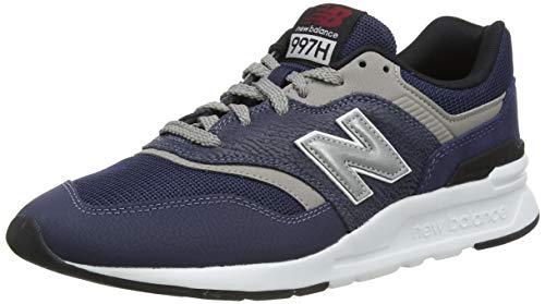 New Balance 997h, Zapatillas Hombre, azul marino, 42.5 EU