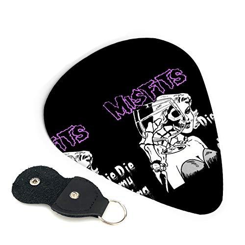 LWBSG Misfits Guitar Pick Bass Electric Guitar Acoustic Guitar Lovers 0.96mm