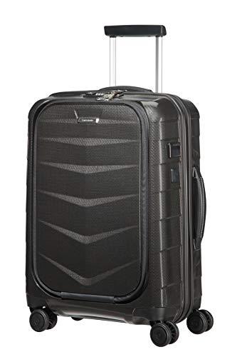 SAMSONITE Lite-Biz - Spinner with USB Port Koffer, 55 cm, 37 Liter, Black
