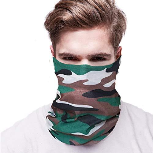 Xiuinserty Headwear Bandana Variedad Magia sin costuras, pañuelo para la cabeza, pañuelo turbante, velo bandanas P8.