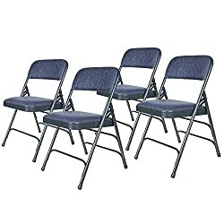 Heavy Duty Padded Folding Chairs