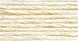 DMC 116 8-712 Pearl Cotton Thread Balls, Cream, Size 8