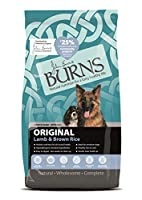 Developed by Veterinary Surgeon, John Burns Natural and complete diet Hypoallergenic Highly digestible All-round health and vitality