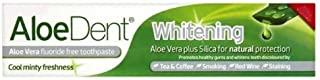 Aloe Dent Whitening Aloe Vera Flouride Free Toothpaste 100ml