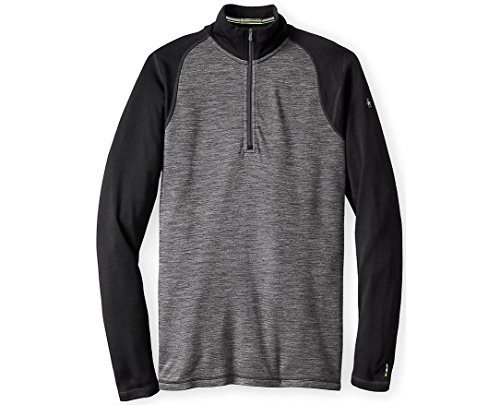 2. Smartwool Men's NTS Zip T