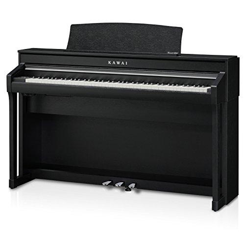 Kawai CA58 Digital Home Piano - Satin Black