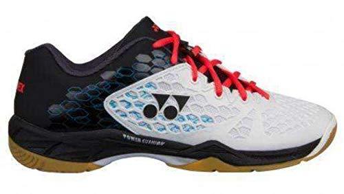 YONEX BADMINTON ZAPATOS HOMBRE SHB 03ex BLANCO / Negro, Shoe Size- 8 UK