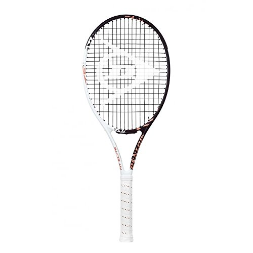 DUNLOP NATURAL NT ELITE BLACK/WHITE TENNIS RACKET