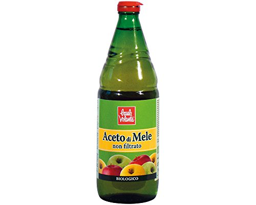 Vinagre de sidra de manzana sin filtrar 500 ml