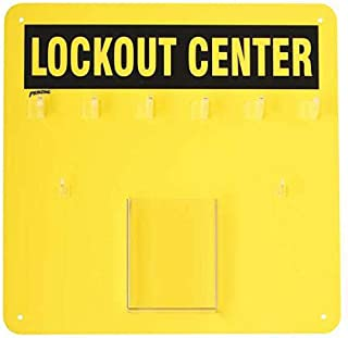 Lockout Board, Unfilled, 14 In H