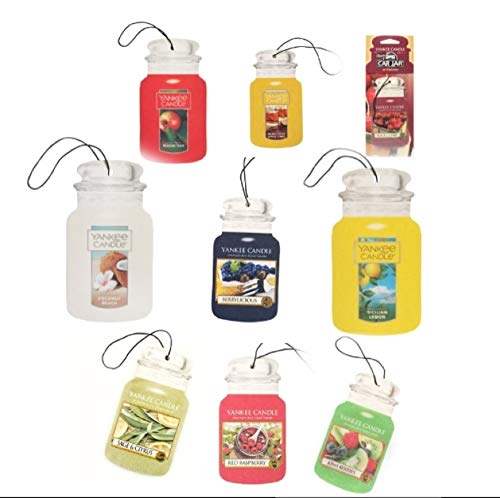 yankee candle car jar apple - 8