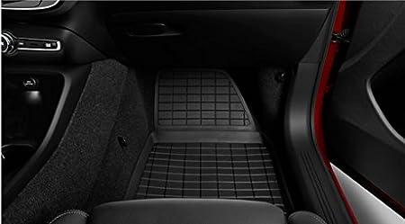 Volvo Original Xc60 Modelljahr 2018 Gummifußmattensatz Charcoal Solid Auto
