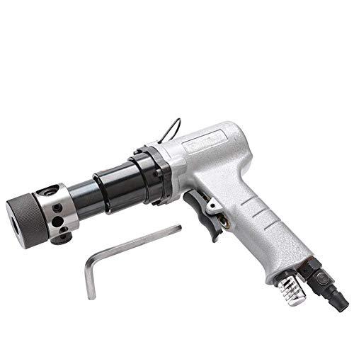 SPRINGHUA Practica portátil neumáticos manuales de tocar la máquina neumática, herramientas neumáticas M3-M12 tocar la máquina perforadora de mano Grifo Industrial