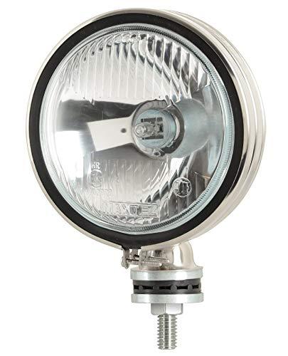 """12 Volt Fernscheinwerfer\""""Rallye 160\"""" - Edelstahl~"""