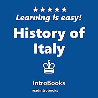 History of Italy cover art