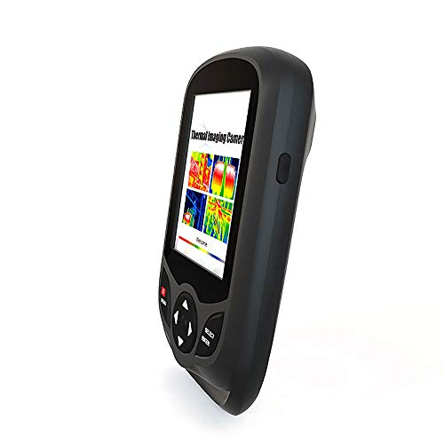 YMXLJJ Wärmebildkamera, Thermal Imager Mini Handy mit hoher Genauigkeit 9Hz Infrarot Bildgebung, Micro USB Thermal Imaging Camera, 320x240