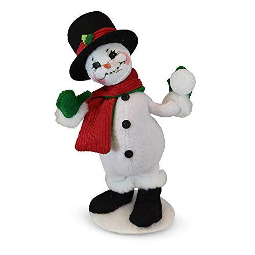 Annalee 9in Snow Fun Snowman