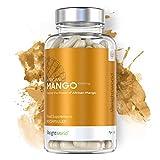 African Mango - Suplemento Natural De Mango Africano - Inhibidor Del Apetito Natural - Supresor Del Apetito A Base De Mango Africano Puro - Ayuda A Reducir Peso Y Quemar Las Grasas - 60 Cápsulas