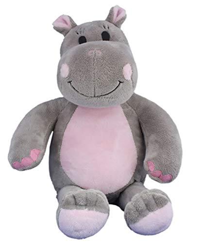 Cuddly Soft 16 inch Stuffed Hippo - We Stuff 'em...You Love 'em!