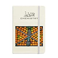 新鮮な植物の果実の写真撮影 化学手帳クラシックジャーナル日記A 5