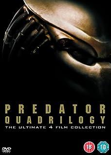 Predator Quadrilogy [DVD] (B0026L7E50) | Amazon price tracker / tracking, Amazon price history charts, Amazon price watches, Amazon price drop alerts