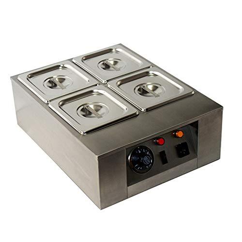Comercial Eléctrico fundidor de chocolate caldera temperer máquina Chocolate crisol