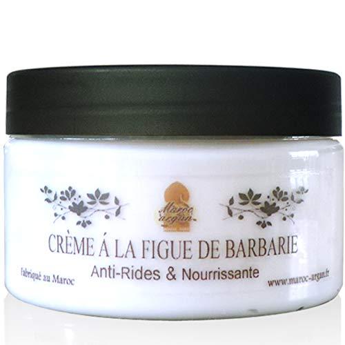 Crème Sublimante à l'Huile de Figue de Barbarie - Anti-âge et hydratant naturel – Peaux sensibles - 100ml