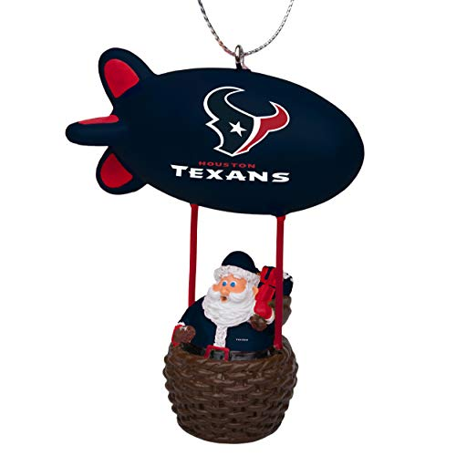 NFL Houston Texans Santa
