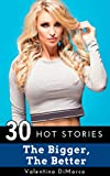 The Bigger, the Better: 30 Hot Bimbofication and BE Stories