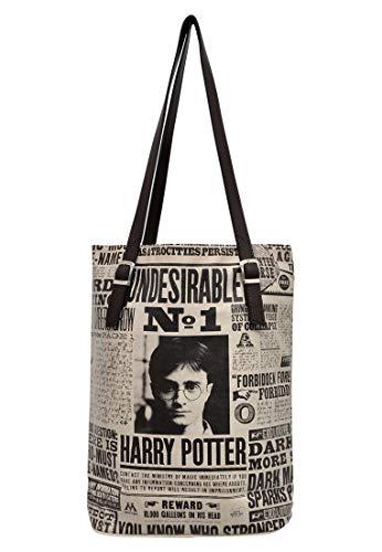 DOGO Tall Bag - Daily Prophet Harry Potter