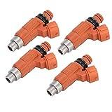 Hlyjoon 4 Pcs Injecteur de Carburant Accessoire de Remplacement Accessoire CDH210 Bec Automobile...