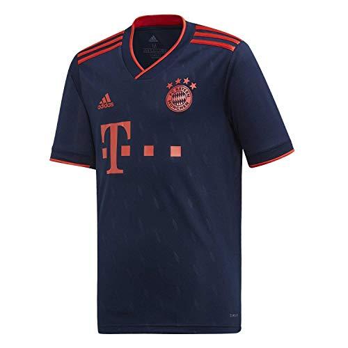 adidas Performance FC Bayern München Trikot 3rd 2019/2020 Kinder dunkelblau/rot, 140