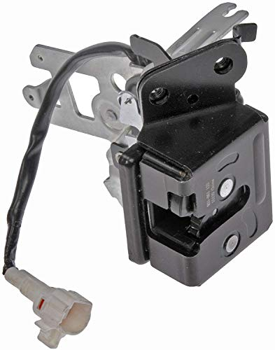 APDTY 120358 Rear Hatch Liftgate Trunk Latch w/Door Lock Actuator Motor Fits 2001-2007 Toyota Sequia (Replaces 69301-0C010, 693010C010)