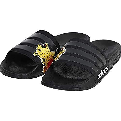 adidas Adilette Shower, Sandali Donna, Core Black/Grey Six/Ftwr White, 39 1/3 EU