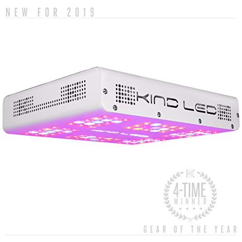 Kind LED K3 Series 2 XL300 LED Grow Light for Indoor Plants and Flowers - 210w with Full Spectrum and 3 Year Warranty