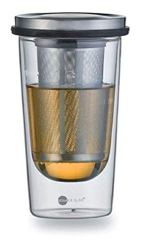 Theeset 0.35 Ltr Jenaer Glas 116576 Hot 'n Cool