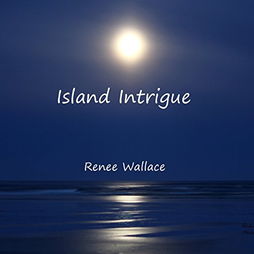 Island Intrigue audiobook cover art