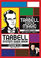 手品屋 ターベルシステム・ガイドブック LESSON11-20 [DVD] [dvd] <ターベルコースの翻訳とそれをガイドする完璧セット>手品 マジック
