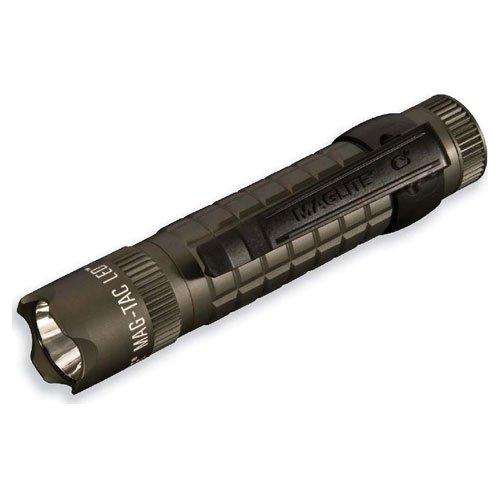 Advanced Maglite Mag-Tac militaire lampe torche à LED Noir Taille 2 X CR123 Piles [Lot de 1] – -