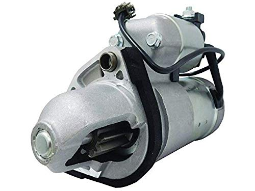 Starter - Compatible with 2008-2013 Infiniti G37 3.7L V6