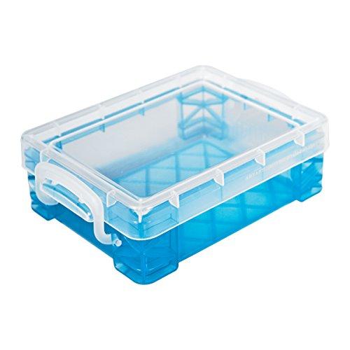 Super Stacker Crayon Box, 3.5 x 4.75 x 1.5 Inches, Color May Vary, 1 Box (61612)