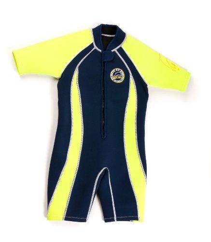 Surfit - Skin/Chaleco de Calor para Buceo, Color Azul, Talla 12-18M
