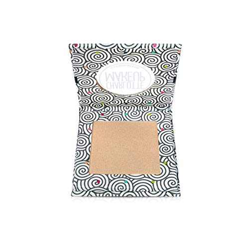 Charlotte Make Up – Iluminador de maquillaje ecológico – Tono: sol – Desvelar las zonas clave del rostro – Efecto satinado y natural – Larga duración – 100% ingredientes de origen natural