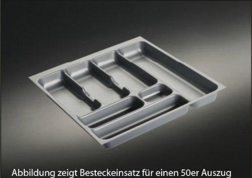 Naber Besteckeinsatz 4, 418 x 473 mm. Schrankbreite 500